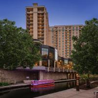 Embassy Suites San Antonio Riverwalk-Downtown, hotel in San Antonio