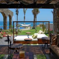 Single-Level Beachfront Villa in a Prestigious Golf Community