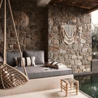 Habitat Mykonos All Suite Hotel, hotel in Agios Stefanos