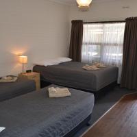 Angaston Vineyards Motel, hotel em Angaston