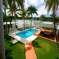Casa Quinta Lujosa con Piscina Privada en Lagos del Peñon