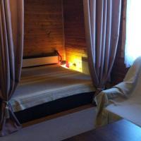 Дачная романтика - баня и камин, отель в городе Kuz'minskoye