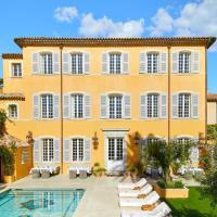 Pan Dei Palais, hôtel à Saint-Tropez