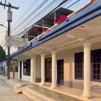 Athena Hotel, отель в городе Тела