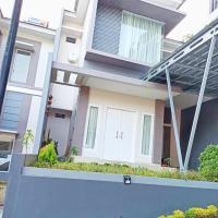 Rumah Palapa Mansion, pusat kota, city view Bandar Lampung