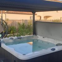 Villa contemporaine à deux pas d'Aix-en-Provence, hôtel à Bouc-Bel-Air