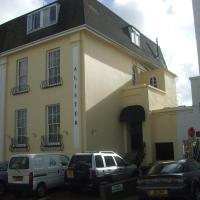 Alister Guest House, hotel in Saint Helier Jersey