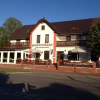 Hotel-Restaurant-Eiscafè Stadtmitte, hotel in Brück