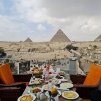 Hayat Pyramids View Hotel, отель в Каире