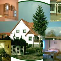 Zur alten Stadtmauer-Gasthof-Frühstück-Pension, hotel in Strausberg