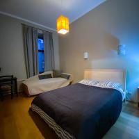 Three-room apartments near the Hermitage