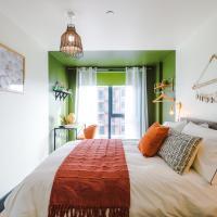 Gorgeous Designer Flat 2 Beds-2 Baths