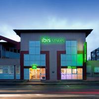 ibis Styles Bourg en Bresse, hotel in Bourg-en-Bresse