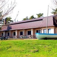 Dom Rybolova, hotel in Lesnoy