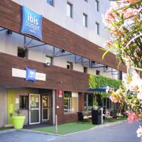 ibis budget Sète centre, hotel in Sète