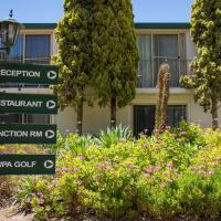 Swan Valley Oasis Resort, hotel em Henley Brook