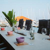 Port Zélande Marina 2D - Ouddorp - Not for companies - Luxurious apartment with a view over the marina