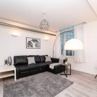 Dwell Living - Cosy City Centre Flat, Sleeps 4, Free Parking