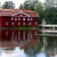 Armonlinna keskellä Strömforsin ruukkia Hki 1 tunti, отель в городе Стромфорс