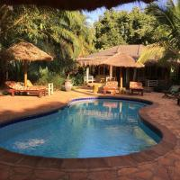 AFRO SMILE HOTEL AND GUEST HOUSE, hotel in Jinja