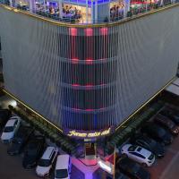 Forum Suite Otel, отель в Мерсине