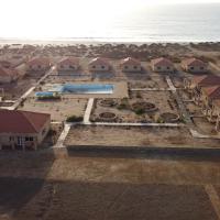 Bungalows Bela Vista Beach, hôtel à Vila do Maio