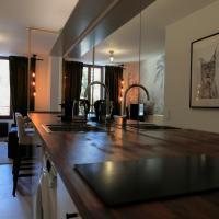 L'escapade, studio neuf et paisible, hôtel à Divonne-les-Bains