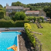 Artist's retreat, Bath, sleeps 5 (sofabeds7) pool & tennis