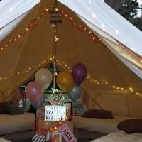 Family Bell Tent up to 6pax