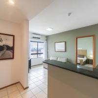 OTH1401 Flat na Ilha do Leite, Recife, um quarto. Fica em um dos mais importantes polos médicos do país