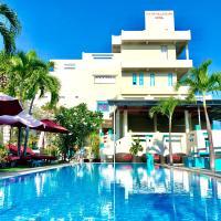 Mui Ne Hills Bliss Hotel, отель в Муйне