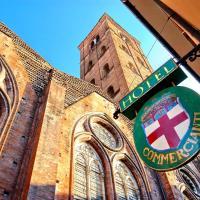 Art Hotel Commercianti, hotel en Bolonia