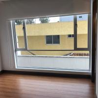 Habitación independiente, hotel em Quito