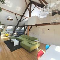 Spacious Loft in the Historical Centre