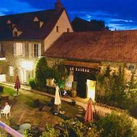 Domaine de Vandenesse & Spa, hôtel à Vandenesse-en-Auxois