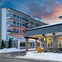 Super 8 by Wyndham Niagara Falls by the Falls, hotel em Cataratas do Niágara