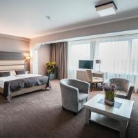 Bellevue Park Hotel Riga, отель в Риге