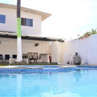 Casa San Blas a pie de playa Borrego
