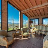 Il Miraggio in Val d'Orcia Relais & Spa, hotell i San Quirico d'Orcia