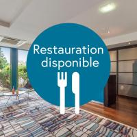 Zenitude Hôtel-Résidences Divonne Confort, hôtel à Divonne-les-Bains