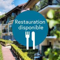 Zenitude Hôtel-Résidences L'Orée du Parc, hôtel à Divonne-les-Bains