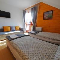 Zajazd PTTK Pod Roztoką, hotel di Rytro