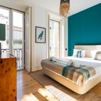 Santa Catarina Apartments by Les Deux Mariettes