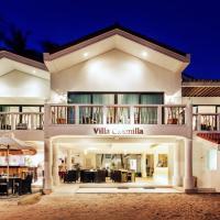 Villa Caemilla Beach Boutique Hotel, hotel in Boracay