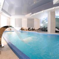Taurus Hotel & SPA, отель в Львове