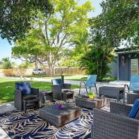 Spectacular Designer Pool Home Near Wilton Manors