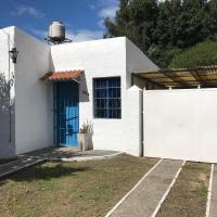La Casa Azul: tranquilidad y esparcimiento en un entorno natural
