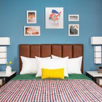 Uptown Suites Extended Stay Nashville/Smyrna, hotel in Smyrna