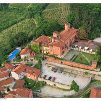 Castello Rosso, hotel in Costigliole Saluzzo