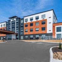 Quality Hotel & Conference Centre, hotel em Edmundston